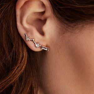 Kendra Scott Sutton Gold Ear Climber Earrings
